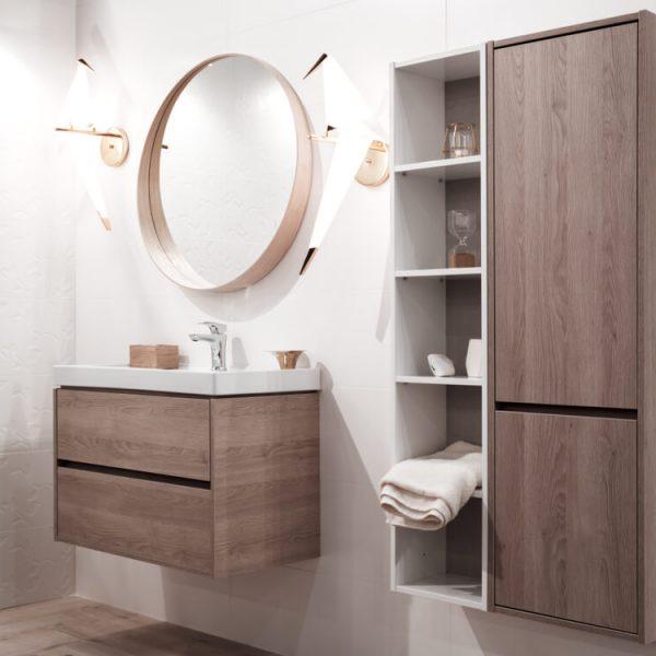 Kúpeľňový nábytok na mieru Bratislava DrevoNaMieru